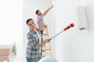 Small House Interior Painting Tips for DIY Painters