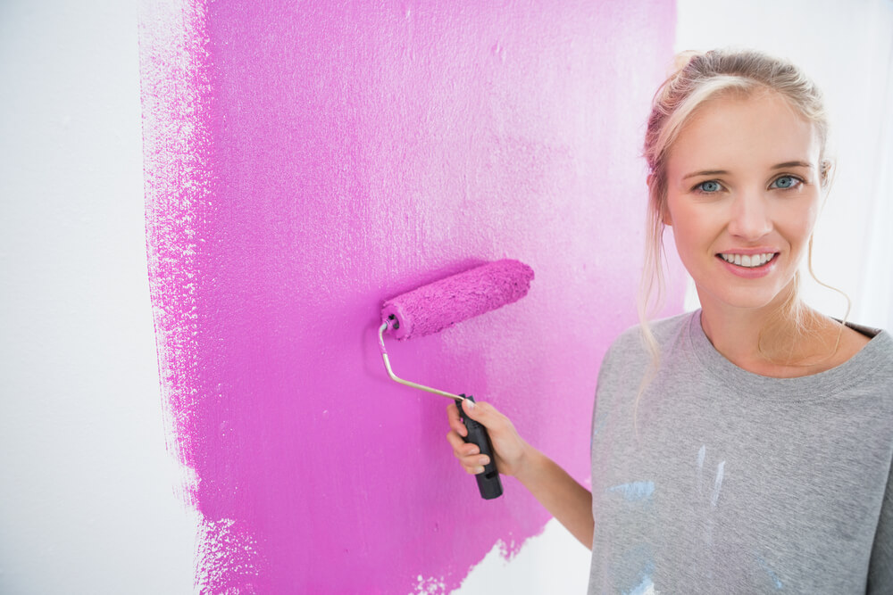 How to Repaint a Wall the Ultra-Fast Way