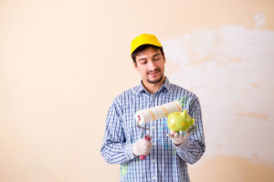 How To Repaint a Wall With Pocket-Friendly Solution